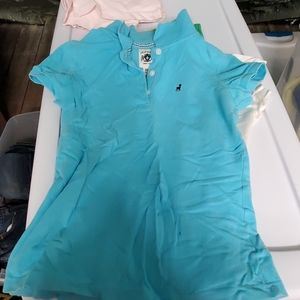 Old navy polo shirt women small